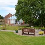 Come and enjoy the garden!